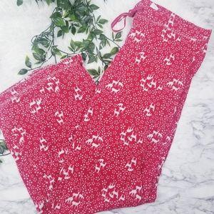 3 FOR 15 Victoria's Secret Christmas Sleep Pants